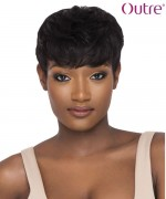 Outre Human Hair Duby Wig - PIXIE MOHWAK