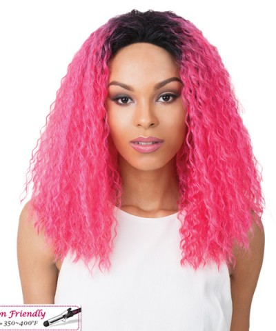 It's a wig Synthetic  Lace Front Wig - SIMPLY 2020 LACE MISSOURI