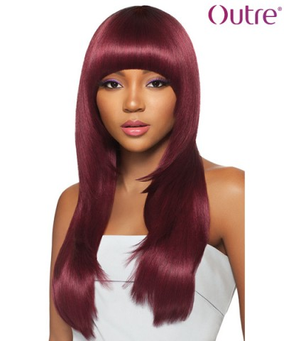 Outre Human Hair Blend Full Wig &PLAY - CALISTA