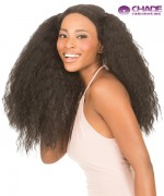 New Born Free Synthetic Lace Front Wig - Magic Lace T-Part  MLT54