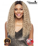 Vanessa Synthetic Middle Part Lace Front Wig - TOPS M SAKIRA