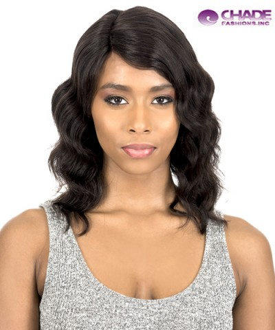 "New Born Free Human Hair Ali 7A 5.5"" Deep Part Lace Wig 11 - AD11 Body Wave"
