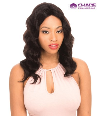 New Born Free Human Hair  Ali 7A 360 Frontal Lace Wig -A7360O Ocean Wave 18""