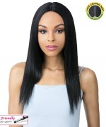 It's a wig Synthetic WEAVE WIG - PART YAKI20