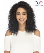 Vivica Fox Remi Human Hair Invisible Side Part Lace Front Wig - MEMPHIS