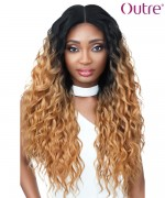 Outre Synthetic Lace Front Wig - Swiss Vixen U Part - JORDYN