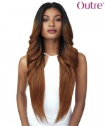 Outre Synthetic Swiss U Vixen U Part Lace Front Wig - KENDALL