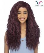 Vivica Fox Synthetic 6x4 Jumbo Swiss Lace Front Wig - NORAH