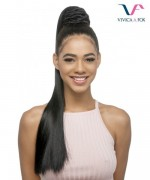 Vivica Fox Synthetic Pocket Bun Ponytail - PB-HALEY