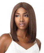 Sensationnel 100% Human Hair Empire  Celebrity Series Lace Front Wig - SHANNON