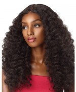 Sensationnel Synthetic Empress Central Parting Lace Front Wig -  AMANI