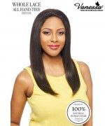 Vanessa 100% Human Hair Whole Lace Flex Part Lace Front Wig - H88 JELENA 22