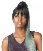 Sensationnel  Synthetic Instant Pony N Bang - CAMI 24