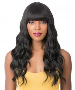 It's a wig Synthetic Quality 2020 Full Wig - Q MARIELLA