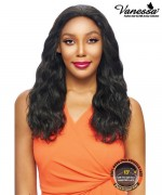 Vanessa 100% Brazilian Unprocessed Human Hair Swissilk Deep Lace Front Wig - TH34 CAGO