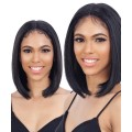 Fretress Equl Synthetic Lace Front Wig -  BABY HAIR 101