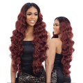 Fretress Equl Synthetic Lace Front Wig -  BABY HAIR 102