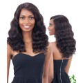 Shake N Go Naked Pemium 100% Unprocessed Remy Human Hair Deep Invisible L-Part Wig - Body Wavy