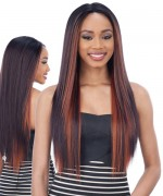 "Fretress Equal Synthetic 6"" Part Lace Front Wig - MATTIE"