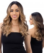 "Fretress Equal Synthetic 5"" Lace Part Wig -  VALENTINO"