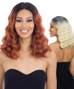 "Fretress Equal Synthetic 5"" Lace Front Wig - VENETIA"