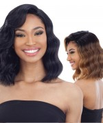 "Fretress Equl Synthetic 5"" Lace Front Wig  - VAL"