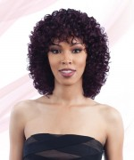 Shake N Go Milkyway Saga 100% Remi Human Hair Full Wig - PASSION DEEP
