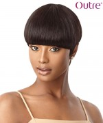 Outre Human Hair Full Wig  Duby Wig - VAL