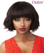Outre  100% Human Hair Full Wig  Fab N Fly - EVELYN