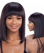 Shake N Go Brazilian Natural Unprocessed Human Hair Full Wig - DION