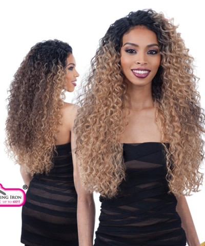 "Fretress Equal Synthetic 6"" Lace Part Wig -  MAJOR"