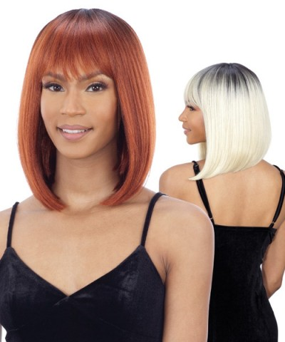 Fretress Equal Synthetic Full Wig - PERLA