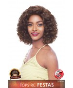 Vanessa TOPS RC FESTAS- Synthetic Express Swissilk  Lace Front Wig