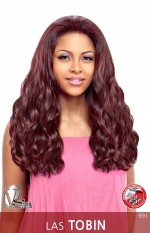 Vanessa Synthetic Express Weave Half Wig - LAS TOBIN