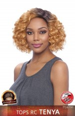 Vanessa TOPS RC TENYA- Synthetic Express Swissilk  Lace Front Wig