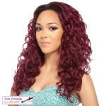 It's a wig Synthetic Futura Half Wig - HW STACY