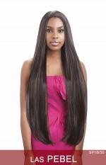 Vanessa Half Wig LAS PEBEL- Synthetic EXPRESS WEAVE Half Wig