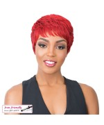 It's a wig Synthetic Wig - SUPER CUTE