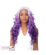 It's a wig Synthetic  Lace Front Wig - SWISS LACE HOUSTON 2