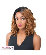 It's a wig Synthetic  Lace Front - SWISS LACE OLIGO