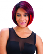 Freetress Equal Synthetic Invisible L Part Full Wig- BLACK JACK