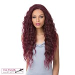 It's a wig Synthetic  Lace Front - LACE FULL SELENA
