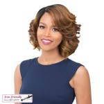 It's a wig Synthetic Lace Front Wig- MILAN