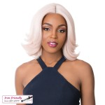 It's a wig Synthetic Futura Lace Front - SWISS LACE CELEST