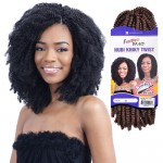 SnG FREETRESS SYNTHETIC HAIR CROCHET BRAIDS - NUBI KINKY TWIST