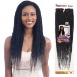 SnG FREETRESS SYNTHETIC HAIR CROCHET BRAIDS - 2X NIGERIAN PRE-STRETCHED TWIST 20