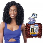 SnG FREETRESS SYNTHETIC HAIR CROCHET BRAIDS - RINGLET WAND CURL