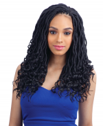SnG Synthetic Crochet Braid -  GODDESS LOC 14