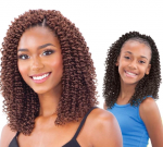SnG SnG FREETRESS SYNTHETIC HAIR CROCHET BRAIDS -WATER WAVE JR JUNIOR SYNTHETIC HAIR CROCHET BRAIDS -WATER WAVE BULK 12