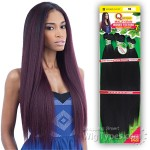 SnG Que Malaysian Bundle Wave - IRONED TEXTURE STRAIGHT 7PCS (18